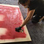 Mit der Spraydose Gefühle ausdrücken: Graffiti an der AvH