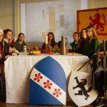 Das Mittelalter erleben: Ritter und Ritterfräuleins an der AvH