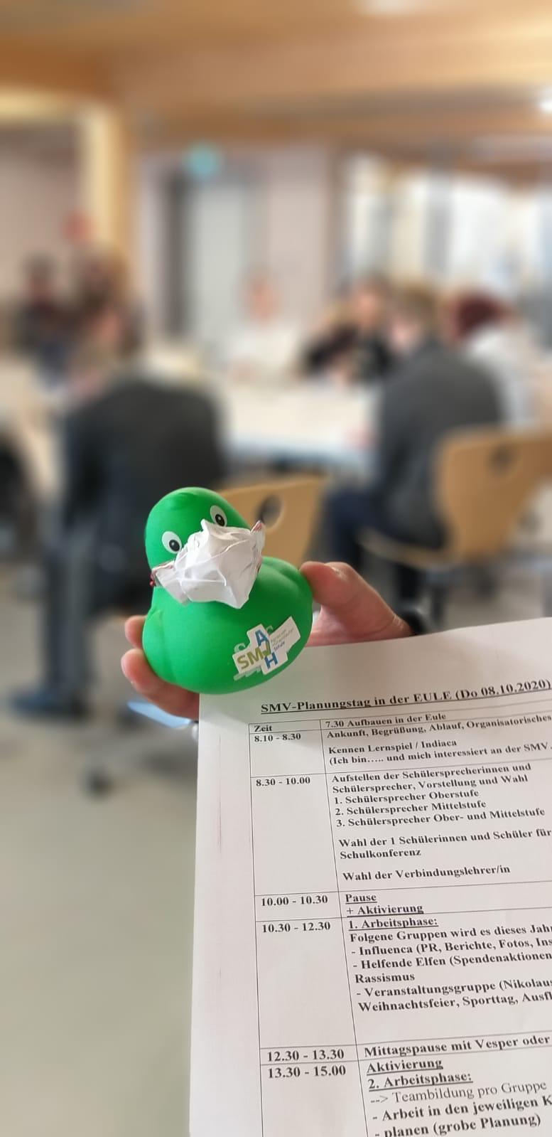 SMV Planungstag 2020